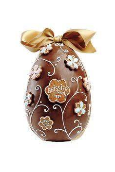Les Oeufs délicieusement chocolaté de la Maison Boissier | Macarons et Gourmandises