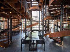 Galería de Vino Ayutthaya / Bangkok Project Studio - 16