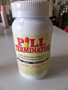 Baby and the Chi's: Pill Terminator #Review & $250 Amazon Gift Card #G...
