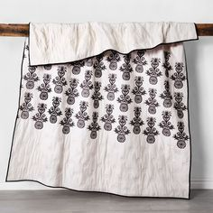 Mallorca Embroidered Ornament Quilt - Opalhouse™ : Target