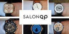 SalonQP es el último gran salón de relojería del año. Se celebra en Londres y es muy distinto a los de Ginebra. Presentamos un reportaje con fotos