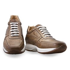 GuidoMaggi provides handmade luxury Italian Best Elevator Shoes for men and women. Our designer Shoes will increase your height with a hidden insert. Italian Leather Shoes, Dubai, Men's Shoes, High Top Sneakers, Men Casual, Footwear, Mens Fashion, Luxury, Lady