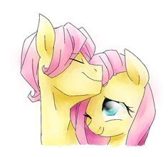 butterscotch and fluttershy - Google Search