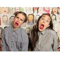 Miranda and Joey ♡