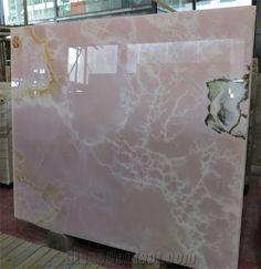 Onice Rosa Onyx Slabs & Tiles, Italy Pink Onyx - Xiamen Googlestone Co.,Ltd