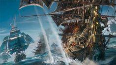 Ubisoft mostra Skull and Bones nova IP co-op de mundo aberto com temática pirata  - EExpoNews