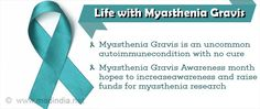 Myasthenia Awareness Month � Show You Care, Do Your Bit