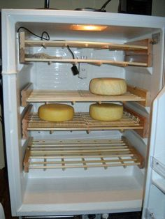 """Cheesemaking Help, News and Information: How to Make a Cheese """"Cave"""""""