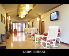 #KaronPhunaka. Rocking Chair Lobby.