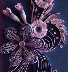 Cool quilling