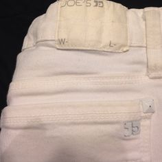 Creme colored Joe Jeans Used Joe Jeans boot cut Joe's Jeans Jeans Boot Cut