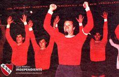 1964 Independiente de Avellaneda - Campeon de la Copa Libertadores de America Argentina Soccer, National League, Club, Competition, Football, Champs, Athlete, Red, Soccer