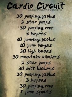 I did this and ran the stairs yesterday and it is an awesome workout. My glutes are on fire today!