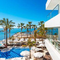 Blue sky Blue sea and blue pool Wich one you chose? #amaremarbella #holidaysmood #springtimevibes #marbella #marbellalife #palmtree #blue #holidays #eastertime #marbellahotel #amàrepool #whatafeeling