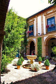 Cordoue - Córdoba 385 Palacio de Viana