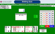 How to play the card game bridge 365 Questions, This Or That Questions, Bridge Card Game, Play Bridge, Christmas Games, Quizzes, Adult Coloring, Card Games, Learning