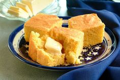 My favorite style of cornbread- not too sweet. I sub honey in for the sugar