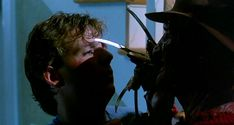 When A Nightmare on Elm Street hit theaters in 1984, it was hailed as a legitimately scary movie. But as the series added sequel after sequel, Freddy Krueger began to lose his potency, transforming from boogeyman to wisecracking buffoon. When, exactly, did that happen? Here's the exact instant when Freddy pivoted.