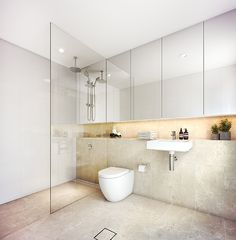 SYNC Neutral Bay - Bathroom