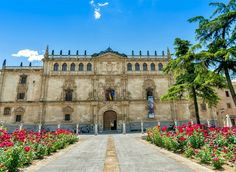 Alcala de Henares- University was declared a World Heritage site by UNESCO in 1998 for its rich monumental legacy in the region of Madrid | 10 Hidden Tourist Gems In Spain You Didn't Know About