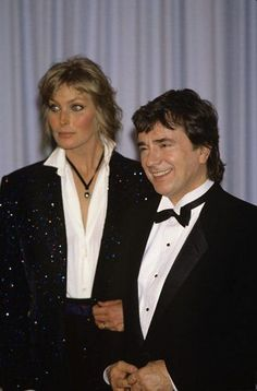 Bo Derek and Dudley Moore star in the 10 a 1979 romantic comedy film directed, produced and written by Blake Edwards, and starring Dudley Moore, Julie Andrews, Robert Webber, Dee Wallace, and Bo Derek, in her first major film appearance. Considered a trend-setting film at the time, and one of the year's biggest box office hits, the film made superstars of Moore and Derek.