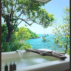 Dream bathtub