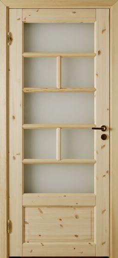 Atle 4 Typ 112 - Interior door Made by GK Door, Glommersträsk, Sweden.