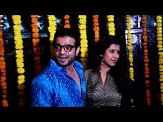 Karan Patel with wife Ankita at Ekta Kapoor's house for Diwali party 2016.