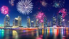 How to celebrate the New Year in Dubai
