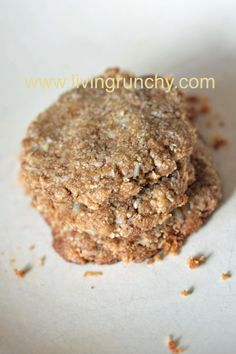Paleo Meal Monday: Breakfast Cookies | Living Crunchy