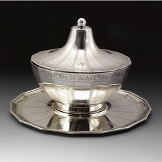 Buy online, view images and see past prices for A GEORGE III SILVER BOWL, STAND AND COVER, HENRY GREEN, LONDON, 1788. Invaluable is the world's largest marketplace for art, antiques, and collectibles. Henry Green, S Monogram, Georgian, Auction, London, Dining, Antiques, Cover, Art