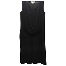 COMME DES GARCONS Wool mid-length dress