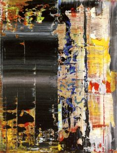Gerhard Richter » Art » Paintings » Abstracts » Abstract Painting » 716-25
