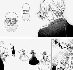 Surprising Powers of Attraction: Xerxes Break (another reason why he's my all time favorite character) [I love how Vincent is surprised over there xD ]