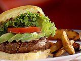 Picture of Drive-In Walnut Burger Recipe