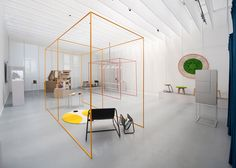 20 studios from both sides of Ireland's north-south border collaborated on designs for an exhibition in Milan.