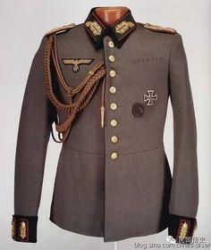 Senior Officer's Tunic