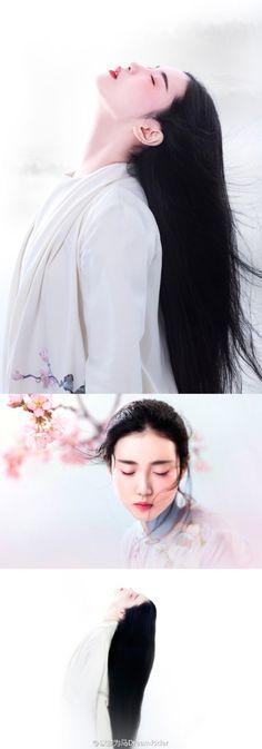 张辛苑——白蛇。
