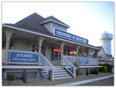 Dockside 'N Duck Seafood Market!!!   The best!!!  Duck, North Carolina