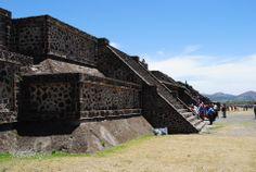 Teotihuacan, Zona Arqueológica © FOTOGRAFÍA Addy Molina. Todos los derechos reservados.