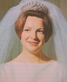 Princess Irene of the Netherlands and Carlos Hugo, Duke of Parma, April 29, 1964