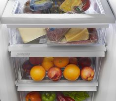 Learn about features and specifications for the 33-inch Wide Top Freezer Refrigerator with PowerCold® Feature - 21 cu. ft. (MRT711BZDM)