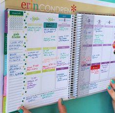 I love Erin Condren Life Planners!! #eclifeplanner14