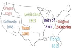 This is a great Animated Geography website to review Western Expansion!