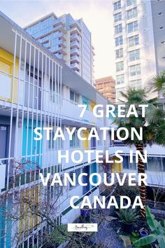 Local staycations are where it's at for BC Family Day and spring break. Our guide to staycations in Vancouver and beyond will help change up your four walls and enjoy some luxe pamper time with family or your significant other. Fairmont Hotel, Fairmont Pacific Rim, Vancouver Hotels, Rooftop Patio, Family Day, Hotel S, Canada Travel, Staycation