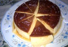 Vanilla Custard Pudding