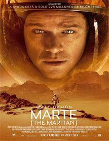 The martian (Marte: Operación rescate) (2015) [VOSE, VC (br-s.line), VL] [HD-R] - Acción, Ciencia Ficción, Aventuras, Survival