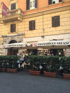 Pelas ruas de Roma, Itália, Europa