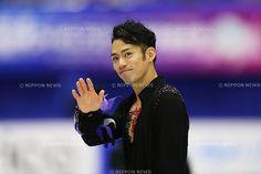 Daisuke Takahashi (JPN), .December 22, 2012 - Figure Skating : .Japan Figure Skating Championships, Medal Ceremony .at Makomanai Ice Arena, Hokkaido, Japan. .(Photo by Daiju Kitamura/AFLO SPORT) [1045]