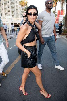 KourtneyKPictures | Kourtney Kardashian — Kourtney out & about in Cannes - May 24th 2017